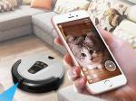 22 W Hardwood Floor Robot , Intelligent Robot Cleaner 3 - 4 H Charge Time