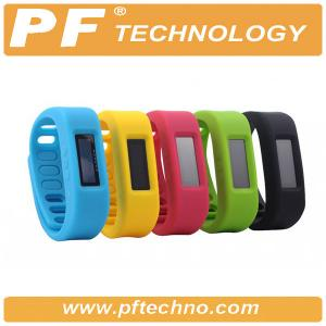 China Sports Pedometer Bluetooth Watch Bracelet For Tracking Activities on sale