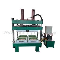 China Interlocking Floor Tile Rubber Vulcanizing Press Machine on sale