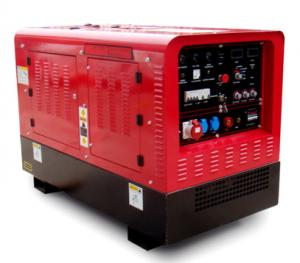 China Miller 50m Leads Mig Arc 500Amp Portable Welder Generator on sale