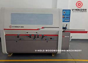 China High Efficiency 4 Head Planer Moulder for producing high volume laminated finger-joint board on sale