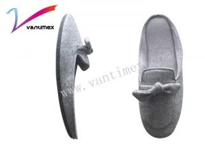 China Soft Non - Slip Ladies Mule Slippers Quiet And Confortable Lovely on sale