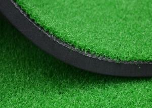 China PE Made Professional Artificial Golf Grass / Golf Putting Mat Long Warranty on sale