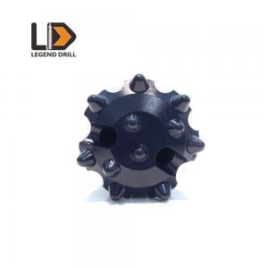 China CIR90-90 Rock Drill Bits , Rock Drilling Tools 10-25 Bar Air Pressure on sale