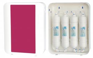 China Очиститель воды системы Ро этапа ультрафильтрования 4 с Ро ультрафиолетовым Уф, водяным фильтром мембраны для дома on sale