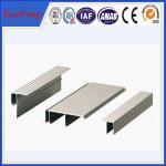 China F shape new aluminium products, aluminium profile for glass roof ( china top alu Profiles) wholesale