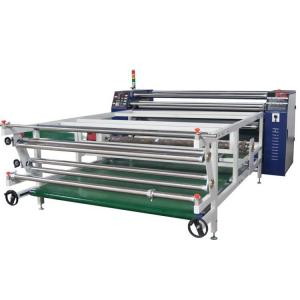 China professional 3d rosin dye sublimation heat press transfer paper vinyl roll t-shirt printing machine in china dongguan on sale
