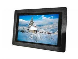 China Panel mounted 10 inch Fanless Mini Capacitive Touch Panel PC on sale