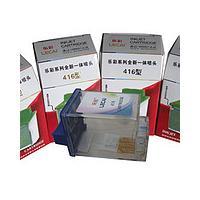 indoor printer novajet 750 lecai 416 printhead ,4 color cartridge