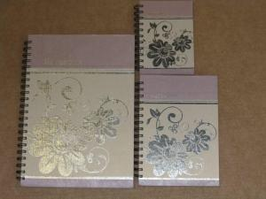 China Hardcover Spiral Notebook / Notepads on sale