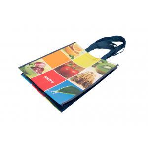 China Non Woven Polypropylene Fabric Plastic Shopping Bags , Non Woven Reusable Bags on sale