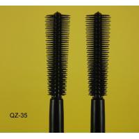 plastic nylon empty makeup fiber lash mascara halloween tubes bottles with brushes wands 4d container de entrenamiento
