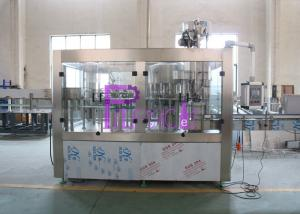 China CE Automatic Drinking Water Filling Plant For Non-Carbonated / Drink on sale