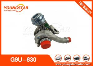 China Renault Auto Turbocharger Master 2.5 DCI 146 HP G9U - 632 Performance Turbocharger For Cars on sale
