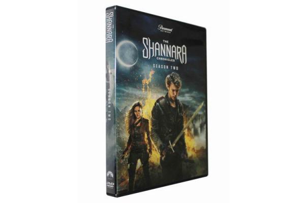 The Shannara Chronicles Season 2 DVD Movie The TV Show