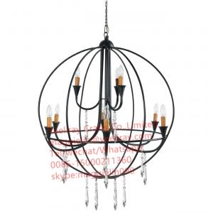 China YL-L1021 Hot sale wood pendant lamp vintage hanging light for home or bar decor metal ceiling lamp on sale