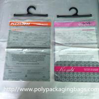 Factory direct PVC hook bag PVC bag PVC button bag