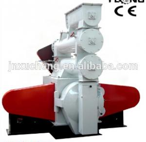 China Animal feed/ poultry feed / horse feed pellet machines line on sale