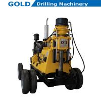 High Efficiency Hydraulic Water Well Drilling Rig, Core Drilling Rig, Mineral Drilling Rig