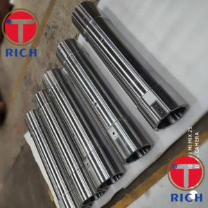 China Seamless Precision Steel Tubes For Electro - Mechanical Linear Actuators on sale