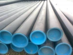 China API 5L A106 carbon straight seam steel tube on sale