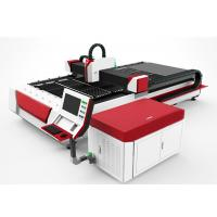 China Industrial Fiber Laser Metal Cutting Machine With 1500*3000mm Working Table on sale