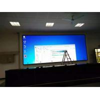 Pic Indoor Led Screens ,  6 led flat panel displays Die casting Cabinet