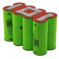 A123 12V 4.6Ah LiFePO4 Battery Packs