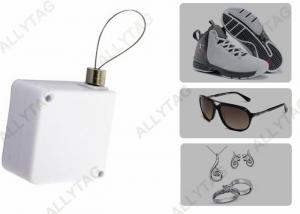 China Customized Cable Length Anti Theft Pull Box , Retractable Pull Box For Glasses / Watches on sale