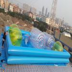 PVC Tarpaulin Inflatable Swimming Pools