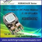 NSR003A0X4Z (linaje) módulo de la corriente continua de DC/