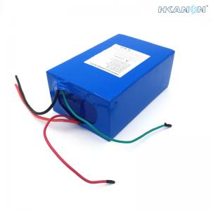 China 10Ah Li Ion Polymer 36V Battery Pack Light Weight High Performance Long Cycle Life on sale