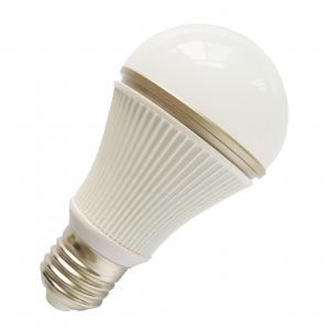 China 14 PCS SMD 5630 12V DC E27 7W Aluminum SMD LED Light Bulbs with CE, ROHS on sale