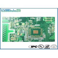 China Industrial Custom PCB Assembly , Quick Turn Prototype PCB FR4 Base Material on sale