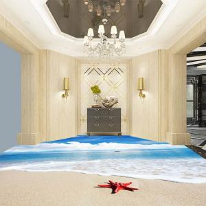 China hot sell Waterproof Chemical Resistance Epoxy Resin 3D floor Paint on sale