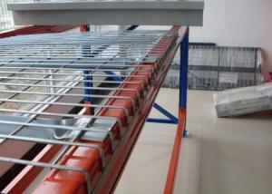China Wire Mesh Decking for Pallet Racking on sale