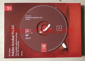 China 32/64- Bit Adobe Graphic Design Software Original DVD With Retail Box on sale