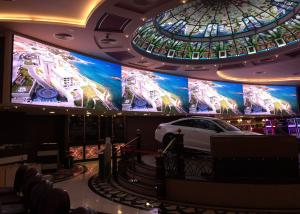 China Adverting slim module P2 P2.5 Indoor Displays p1 led display LED Video Screen on sale