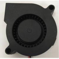 factory price UL CE RoHS 50x50x15mm 5015 12v 24v dc centrifugal fan that blow cold / hot air
