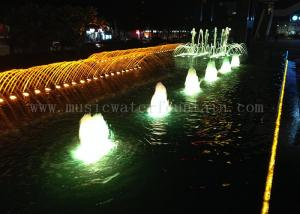 Submercible pump outdoor lighted dancing water fountains with 24v submercible pump outdoor lighted dancing water fountains with 24v 12w rgb light aloadofball Image collections