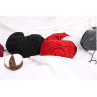 natural fiber yarn factory popular wholesale oeko tex 100 cotton bamboo yarn for hand knitting