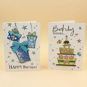 China 250 / 300g Coated Paper Audio Greeting Card 10-240 Seconds With Music Chip Module on sale