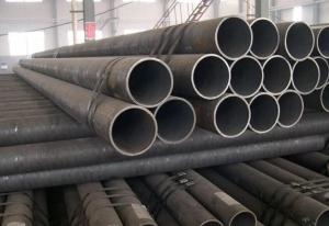 China High Temperature CS Seamless Pipe 3 4 Inch , Extrusion Seamless Carbon Steel Tube on sale