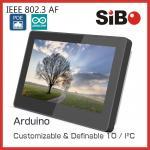 Tablette d'E/S I2C Android Arduino pour le contrôle multi