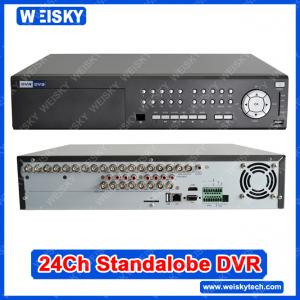 China 24CH H.264 Network DVR-9624 on sale