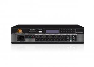 China RH-AUDIO PA System 60W 120W Amplifier With SD USD FM Tuner on sale