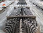 Stainless Steel U Bend Tube, ASTM A268 TP405/ ASTM A213 TP304 / TP304L / TP316L / TP316Ti / TP316H/ ASTM B677 904L