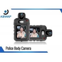 China HD 1080P Body Camera Recorder 5MP CMOS Sensor For Security Guard 153g Weight on sale