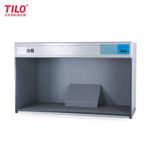 China Tilo P120 Philips D65 Lamp Colour Light Box , Color Matching Inspection Machine on sale