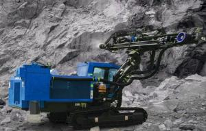 China INTEGRATED HYDRAULIC DTH DRILLING RIG on sale